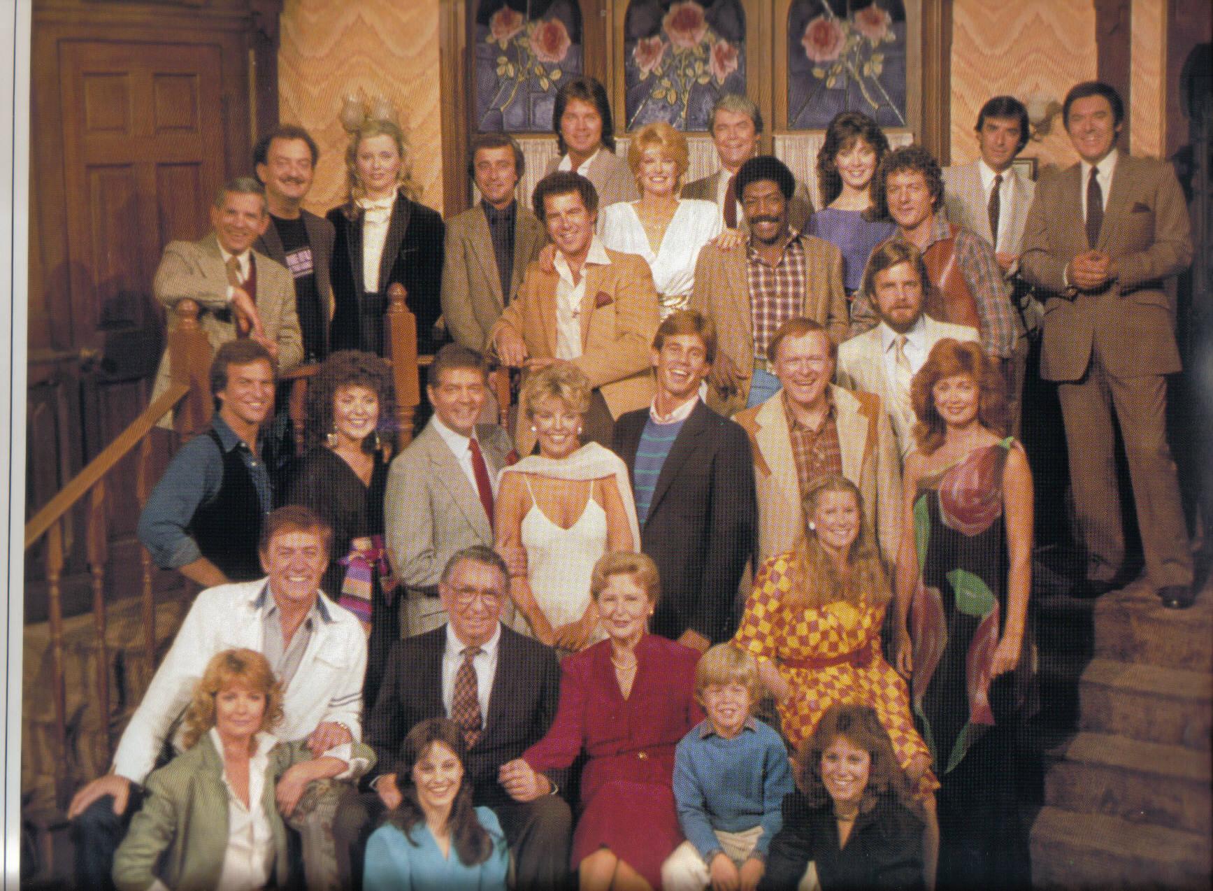 1982 Cast Picture