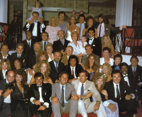 Days of Our Lives wallpaper called 1984 Cast Picture