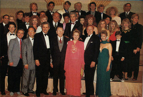 Days of Our Lives hình nền titled 1988 Cast Picture