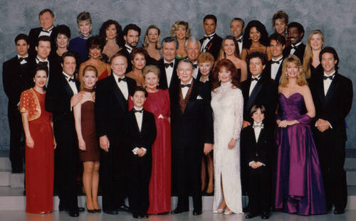 Days of Our Lives hình nền titled 1993 Cast Picture