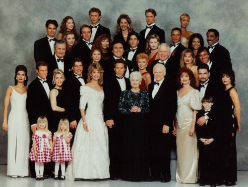 Days of Our Lives wallpaper entitled 1994 Cast Picture