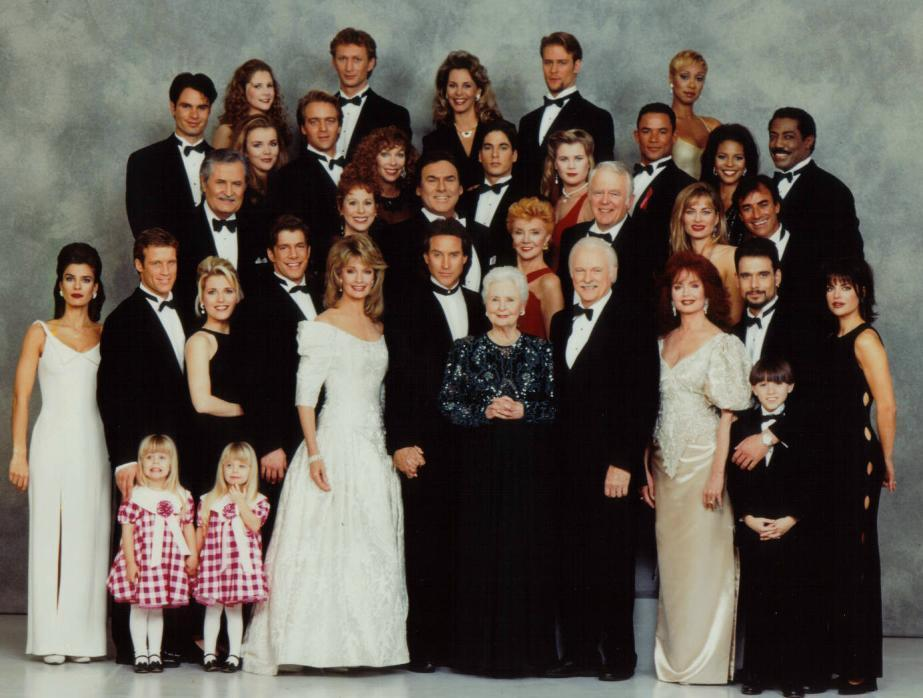 Days of Our Lives 1994 Cast Picture