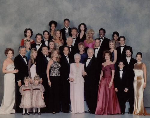 Days of Our Lives wallpaper called 1996 Cast Picture