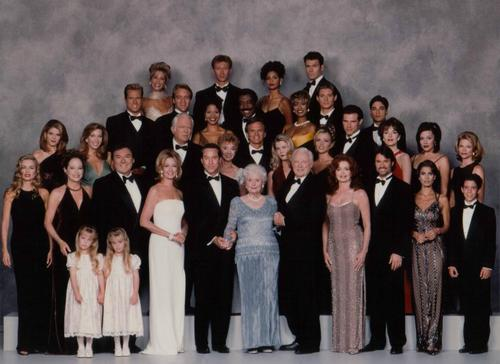 Days of Our Lives wallpaper entitled 1997 Cast Picture