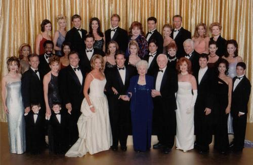 Days of Our Lives wallpaper titled 1998 Cast Picture