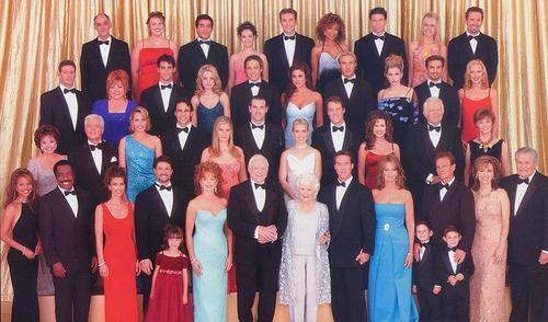 2001 Cast Picture
