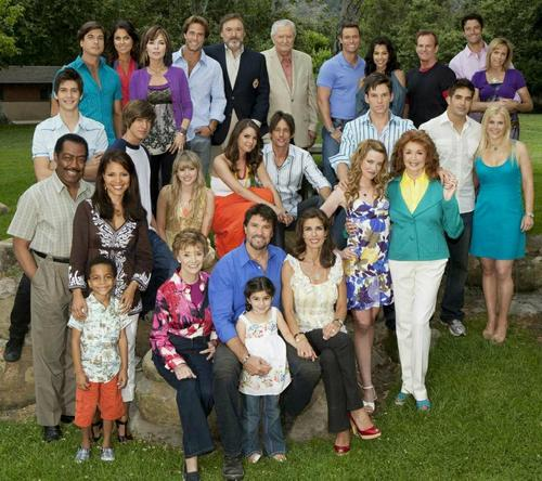 Days of Our Lives wallpaper called 2009 Cast Picture