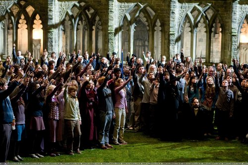 2009. Harry Potter and the Half-Blood Prince Behind the Scenes
