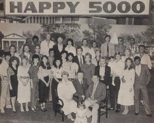 5,000th episode 1985