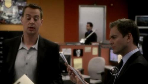 7x13- Jet Lag - ncis Screencap
