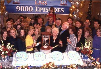 Days of Our Lives wallpaper called 9,000th episode 2001