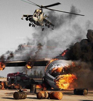 9th Company Mi-24