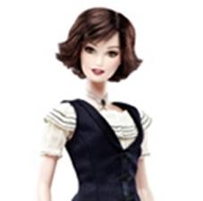 Alice Cullen barbie Doll