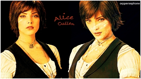 Eclipse wallpaper called Alice Cullen