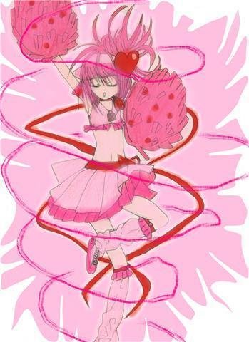 Amulet cœur, coeur