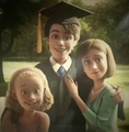Andy's Graduation- Toy Story 3