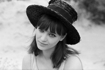 Classic Movies wallpaper entitled Anna Karina