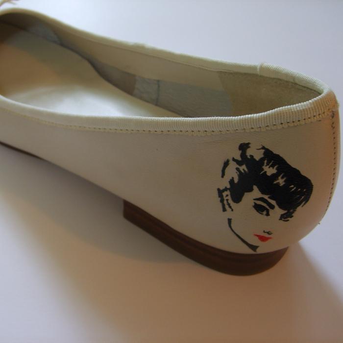 audrey shoes audrey hepburn photo 12034170 fanpop