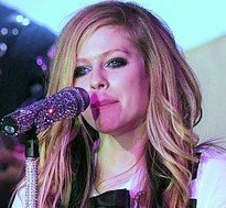 Avril latest iconos