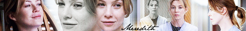 Meredith Grey Foto called Banners ;)