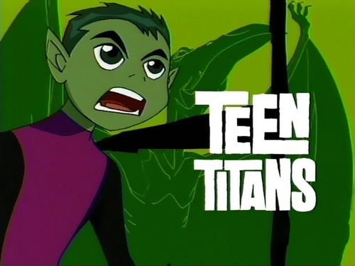 Teen Titans wallpaper entitled Beast Boy