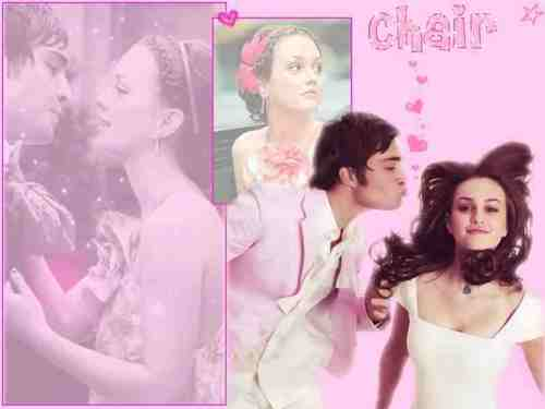 Blair & Chuck wallpaper entitled Bluck
