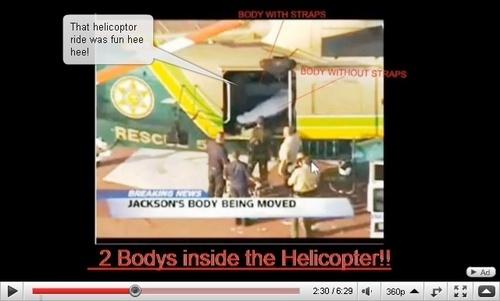 Body bag and the Coroner バン