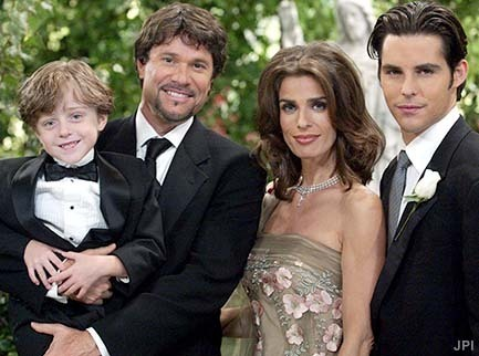 Days of Our Lives wallpaper entitled Brady Family
