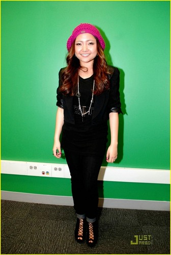 Charice is Coca-Cola Cute