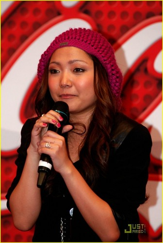 Charice Pempengco wallpaper titled Charice is Coca-Cola Cute
