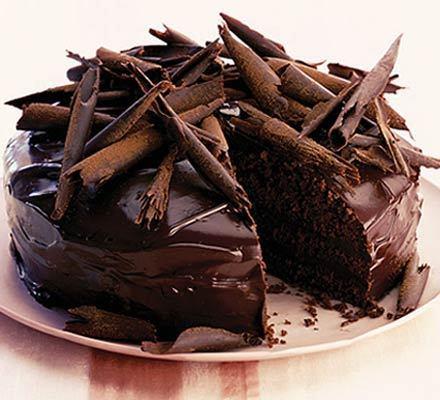 Chocolate Cake wallpaper titled Choccy Choccy Yum Yum