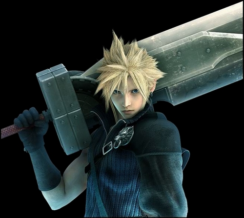 Final Fantasy Cloud Strife Wallpaper