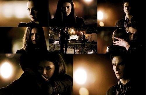 Damon/Elena/Stefan 2.21