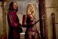 Darken Rahl and Cara 2x20