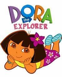 Dora the Explorer wallpaper called Dora