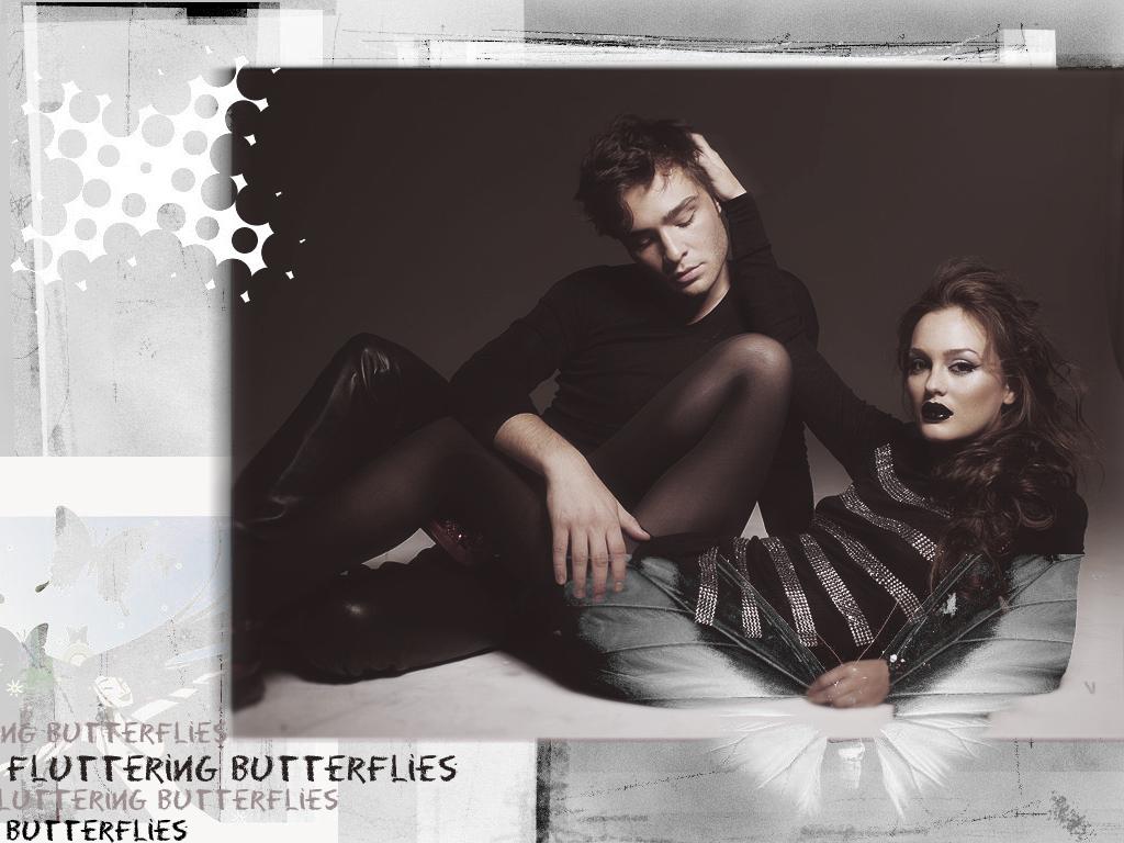 Ed & Leighton <3 - gossip-girl wallpaper