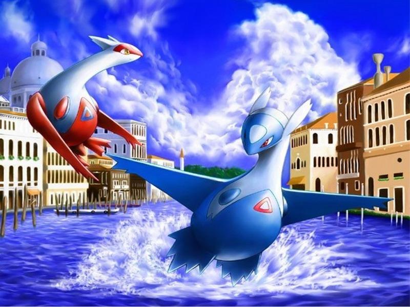 Imaguenes De Pokemones Lejendarios Wallpapers De Pokemones