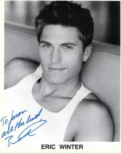days of our lives fondo de pantalla entitled Eric Winter / Rex