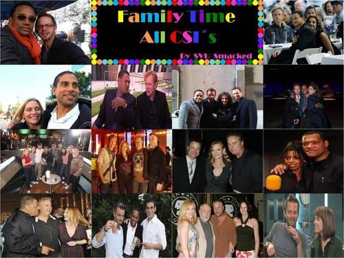 Family Time All CSI