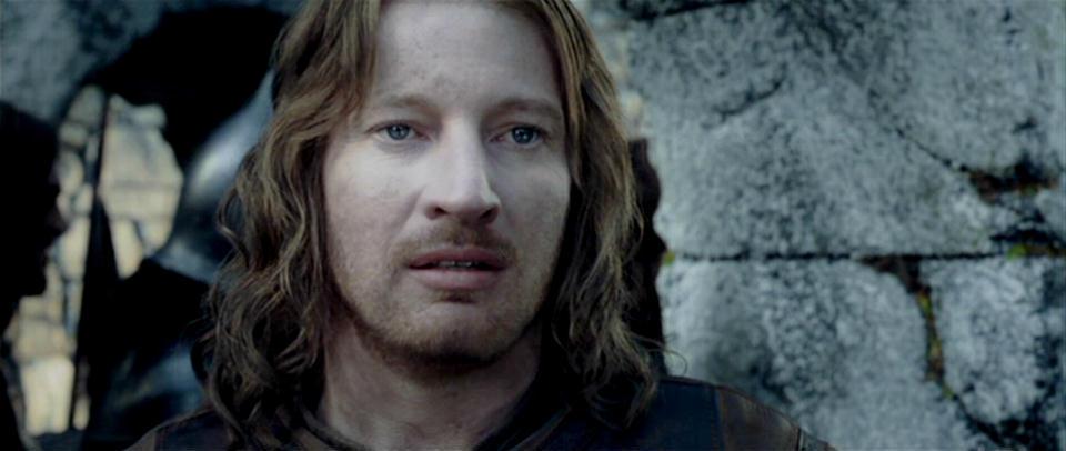 Faramir Lord Of The Rings