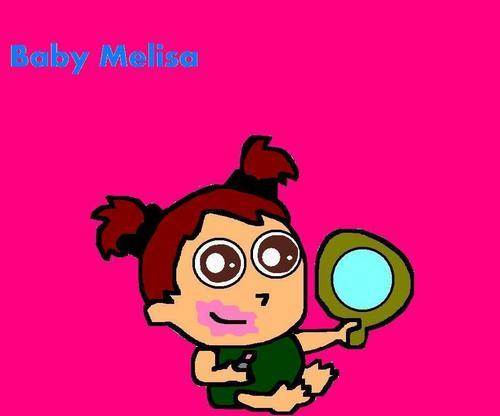 For DuncansMyLuv14: Baby Melisa
