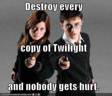 Give Them The Twilight buku