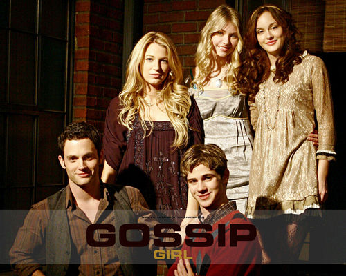 Gossip Girl wallpaper entitled Gossip Girl wallpaper