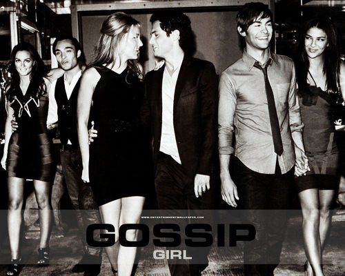 Gossip Girl wallpapers - gossip-girl Wallpaper