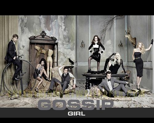 Gossip Girl fondo de pantalla