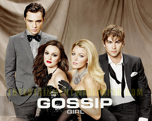 Gossip Girl wallpaper entitled Gossip Girl wallpapers