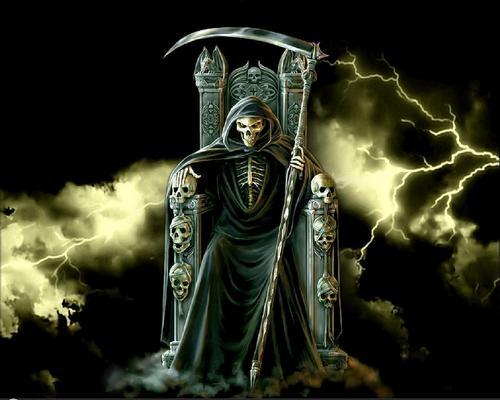 the grim reaper wallpaper called Grim Reaper