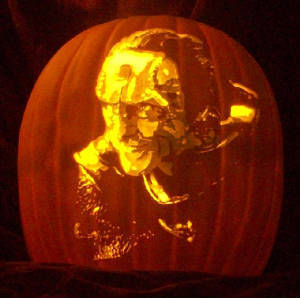 Gul Dukat - the pumpkin!!!