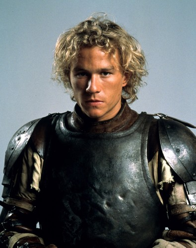 Heath Ledger Promo Shoot - AKT