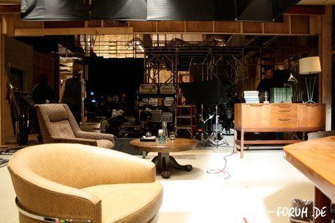 House 6x21 - 'Baggage' Behind the Scenes